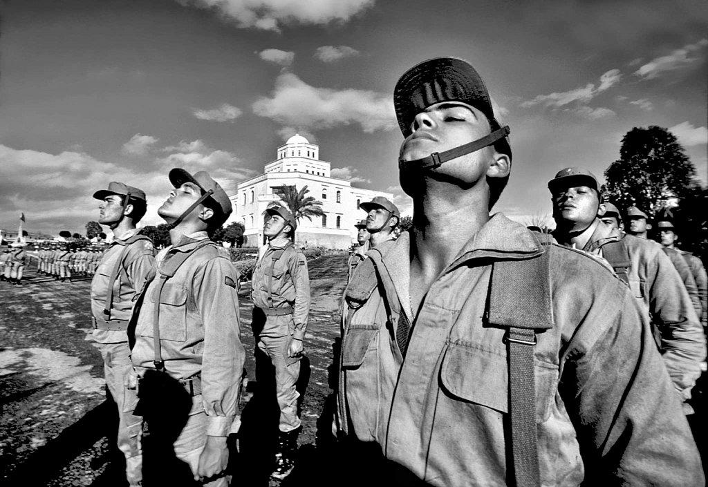 Spanische Fremdenlegion, Melilla, Afrika